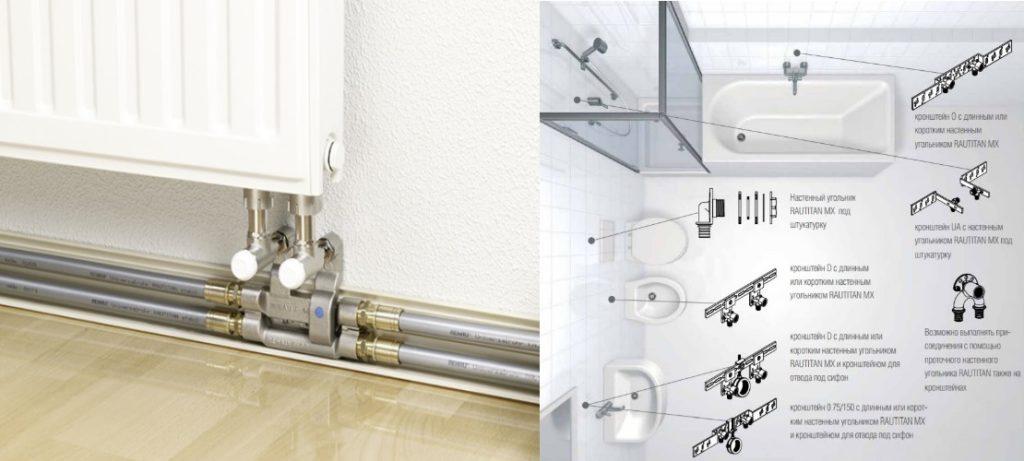 рехау отопление и водоснабжение
